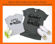 Load image into Gallery viewer, Little Monster Infant Bodysuit Toddler T-Shirt or Youth T-Shirt