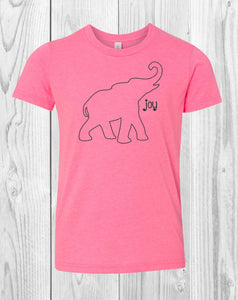 Elephant Joy T-Shirt