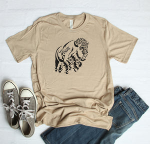 Bison Roam T-Shirt