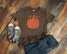 Load image into Gallery viewer, Fancy Pumpkin T-Shirt