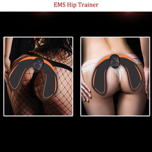 Electronic Hip Trainer Muscle Stimulator ABS Wireless Fitness