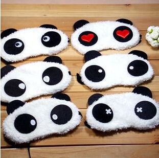 Kawaii Panda Design Goggles For Sleep Well