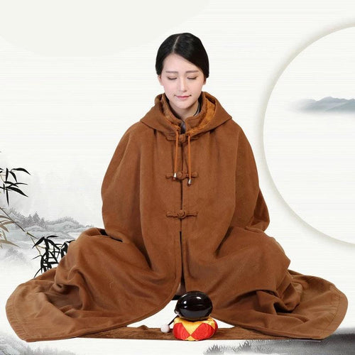 Meditation Cushion Winter Meditation Clothing