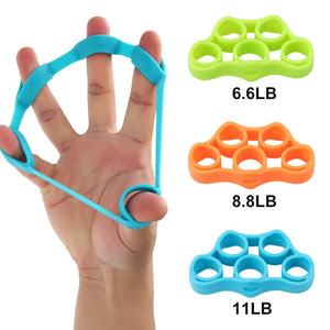 Finger Resistance Band Rubber Band Training Stretch