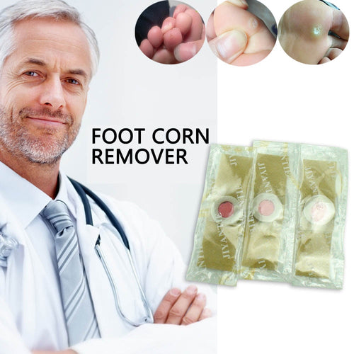 24pcs Foot Care Medical Plaster Foot Corn Removal Calluses