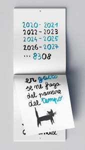 Calendario perpetuo der gatto