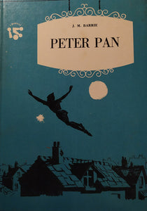 Peter Pan -James Matthew Barrie