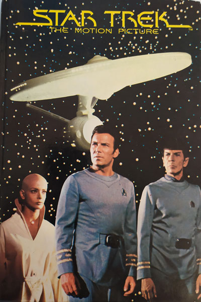 Star Trek. The motion picture