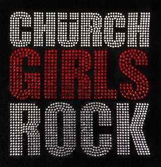 Church Girls Rock Tee