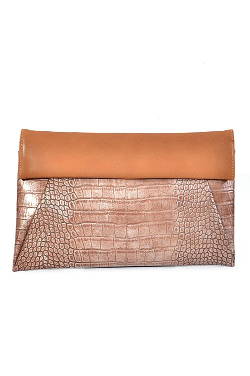Reptile Envelope Clutch