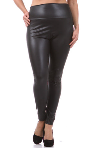 Liquid Leather Leggings II