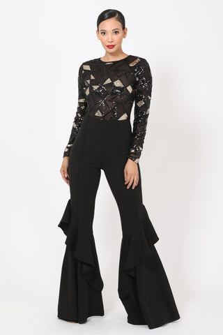 Harlem Nights Jumpsuit