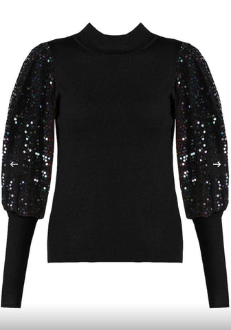 Sparkle On Sweater