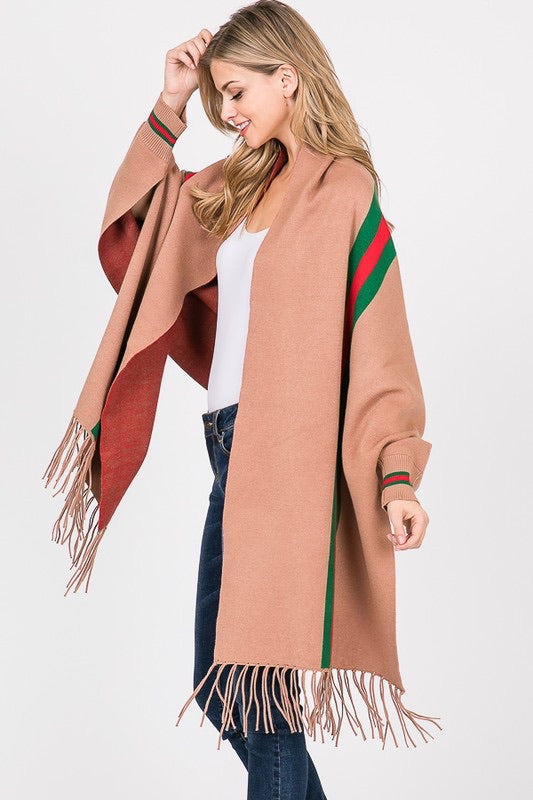 Luxe Lifestyle Poncho