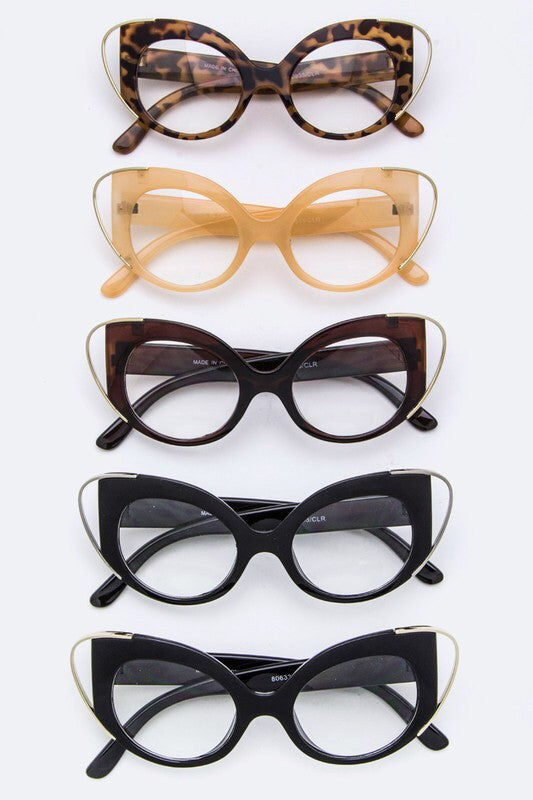 Cat Eye Optical Sunnies