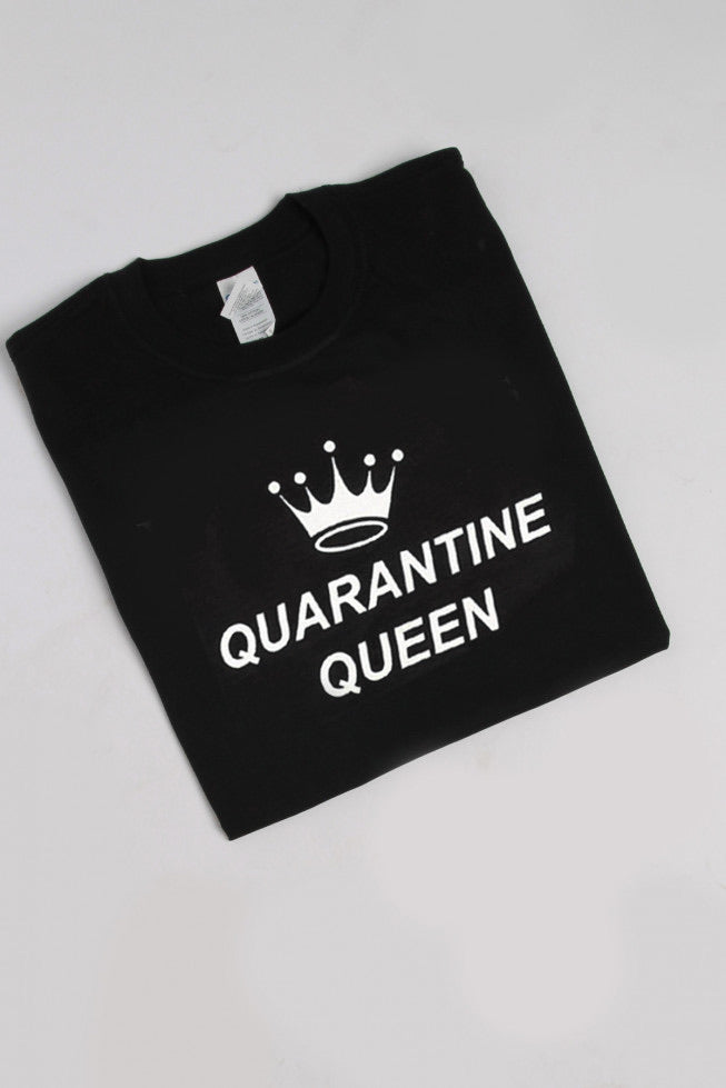 Quarantine Queen Tee