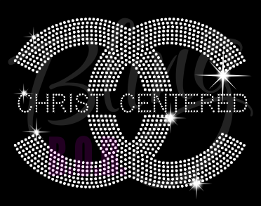 Christ Centered Bling Tee