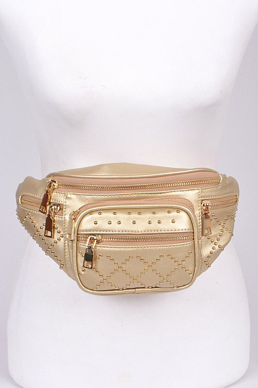 Star Studded Fanny Pack