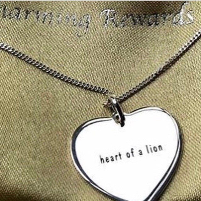 Roar of a lion... pendant was £30 now £15 LAST ONE!