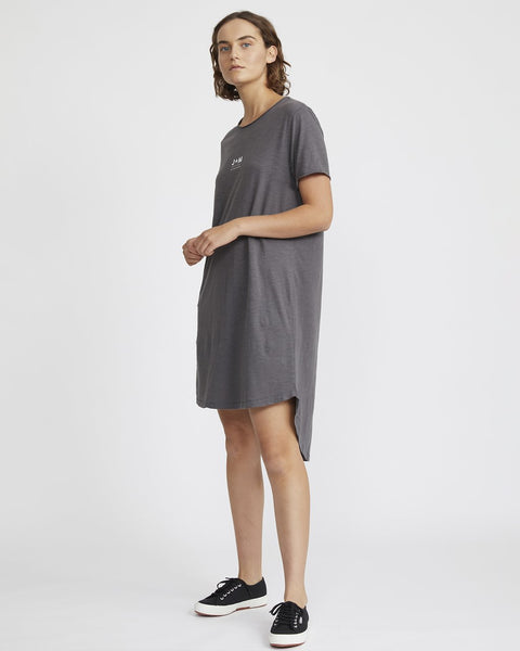Kendall Dress - Charcoal