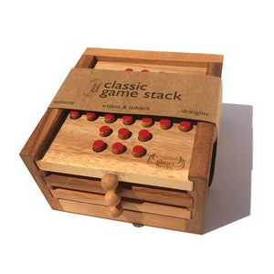 Classic Game stack (3 drawer)