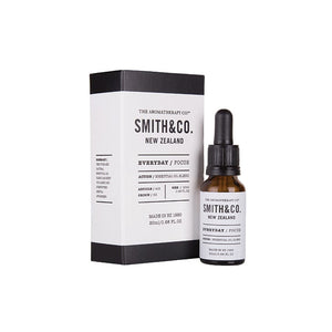 Smith & Co - Focus Essential Oil Blend