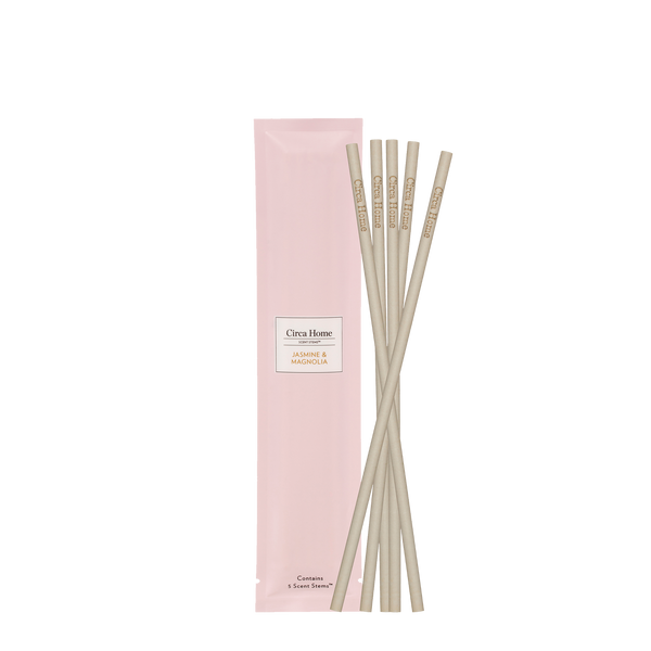 Replacement Scent Stems - Jasmine & Magnolia