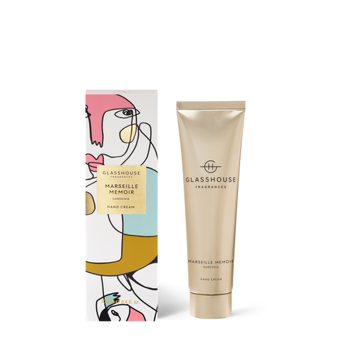 MARSEILLE MEMOIR - HAND CREAM (MOTHERS DAY LIMITED EDITION)