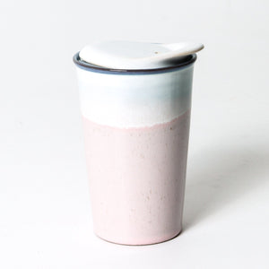 Its a Keeper Ceramic Cup - Tall - Strawberry Milk
