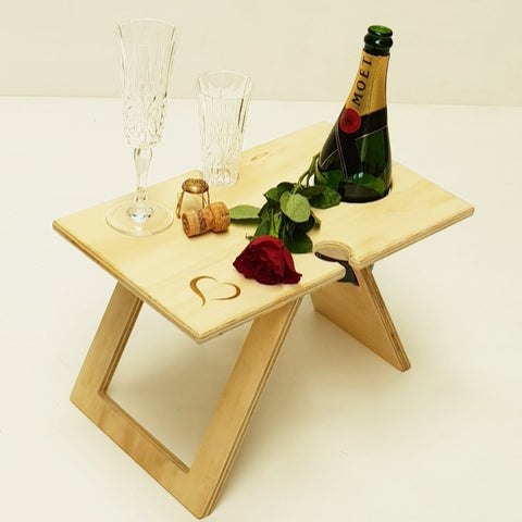 Petite Lovers Wine Table