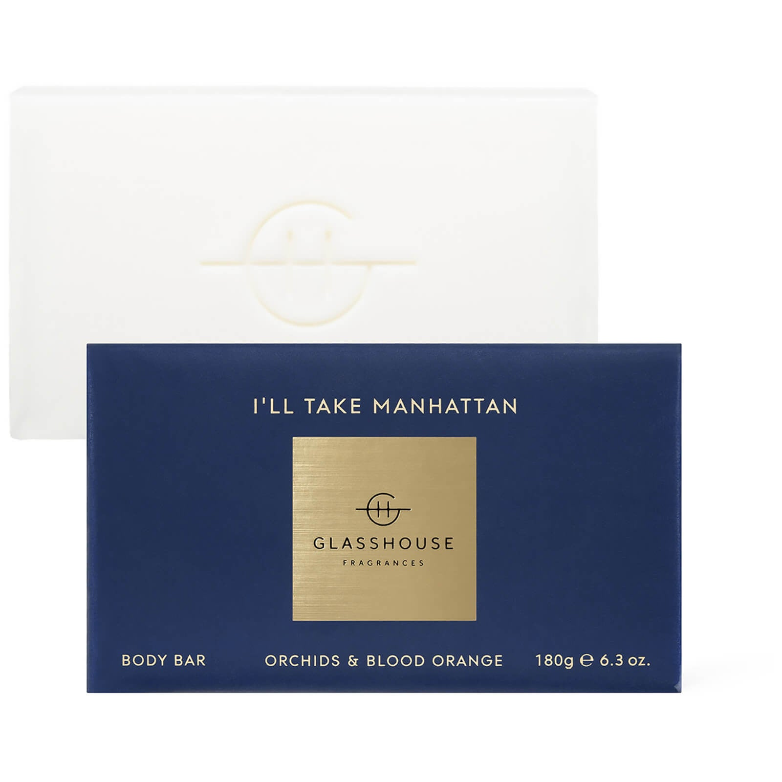 I'LL TAKE MANHATTAN - BODY BAR 180g