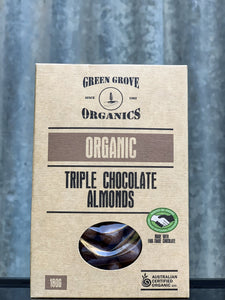 Triple Chocolate Coated Almonds 180g