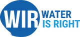 Water is Right Logo