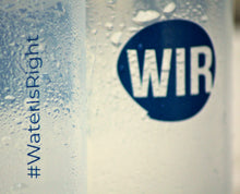 "Laden Sie das Bild in den Galerie-Viewer, Wasserflasche - ""Water is Right"""