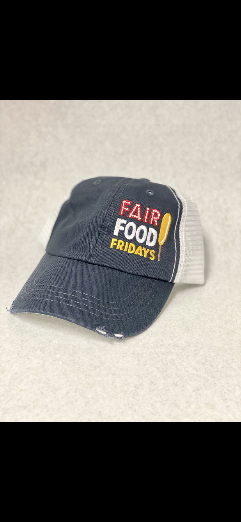 Fair Food Friday Hat