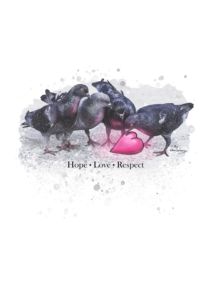 ♥ Charity ♥ Hope Love Respect