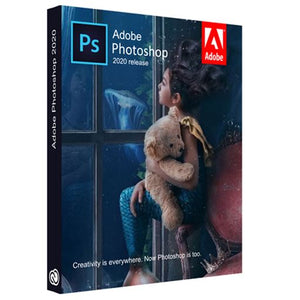 Adobe Photoshop 2020 + with activator