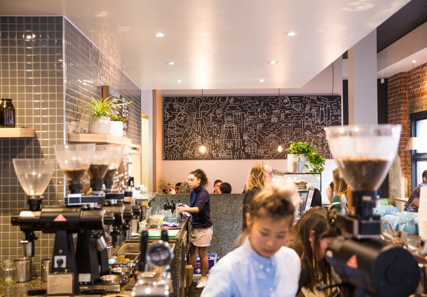 Proud Mary Coffee Roasters Melbourne