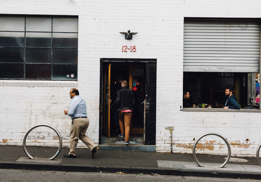 St. ALI coffee roasters Melbourne, buy specialty coffee online with Altdrop