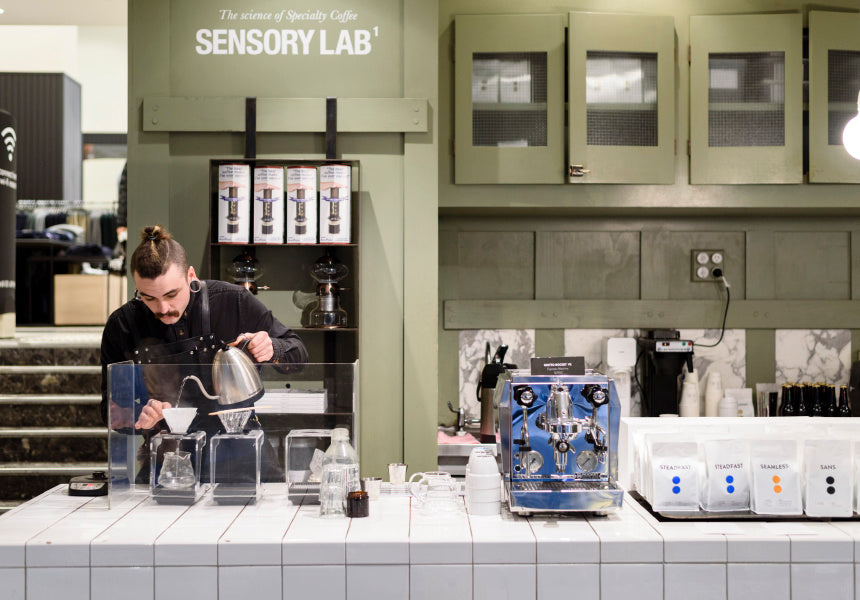 Sensory Lab Coffee Roasters