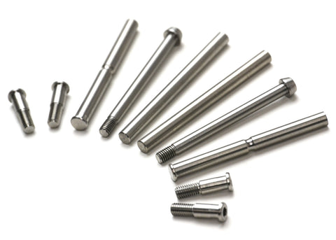 22 4.0 Titanium Hinge Pin Set (10pc) 17.5 Buggy ONLY