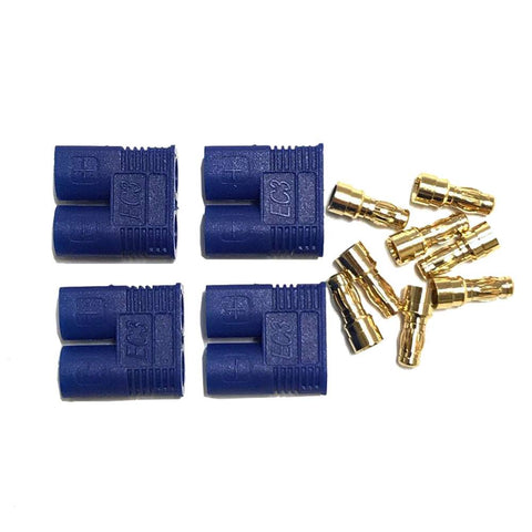 EC3 Connectors (4 Male)