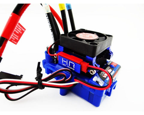 Velineon VXL-3 ESC Heat Sink, High Velocity Fan