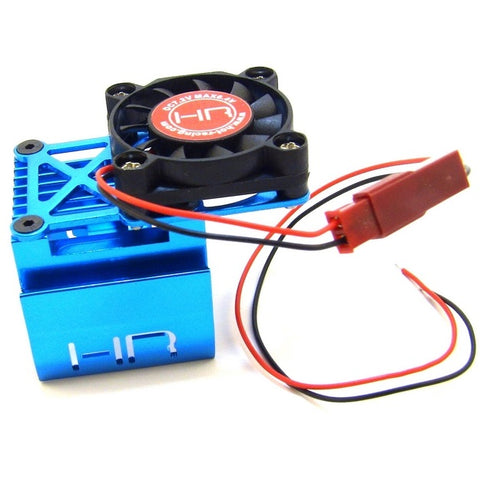 Universal Motor Clip-on Heat Sink & Fan