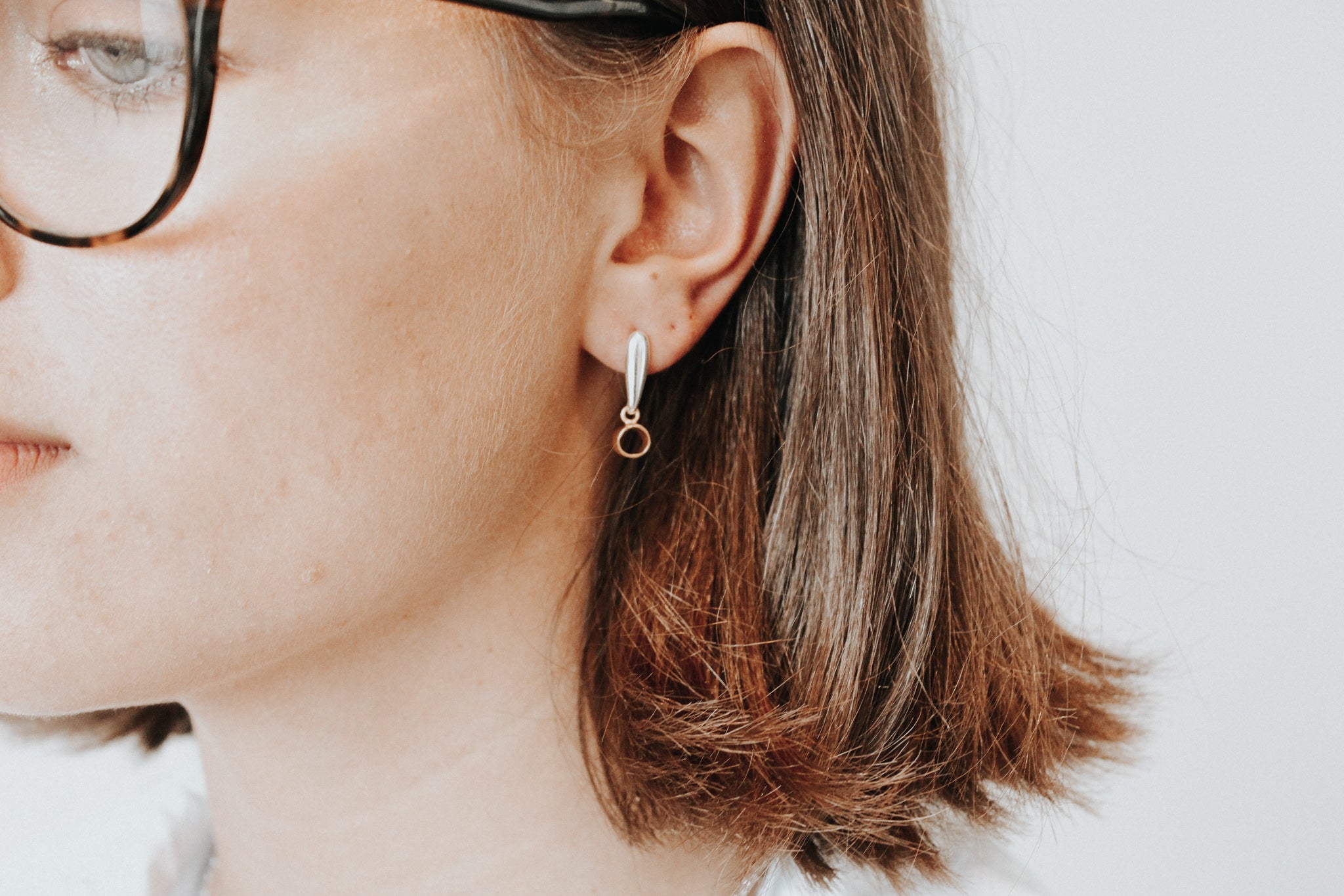 Connector Earrings
