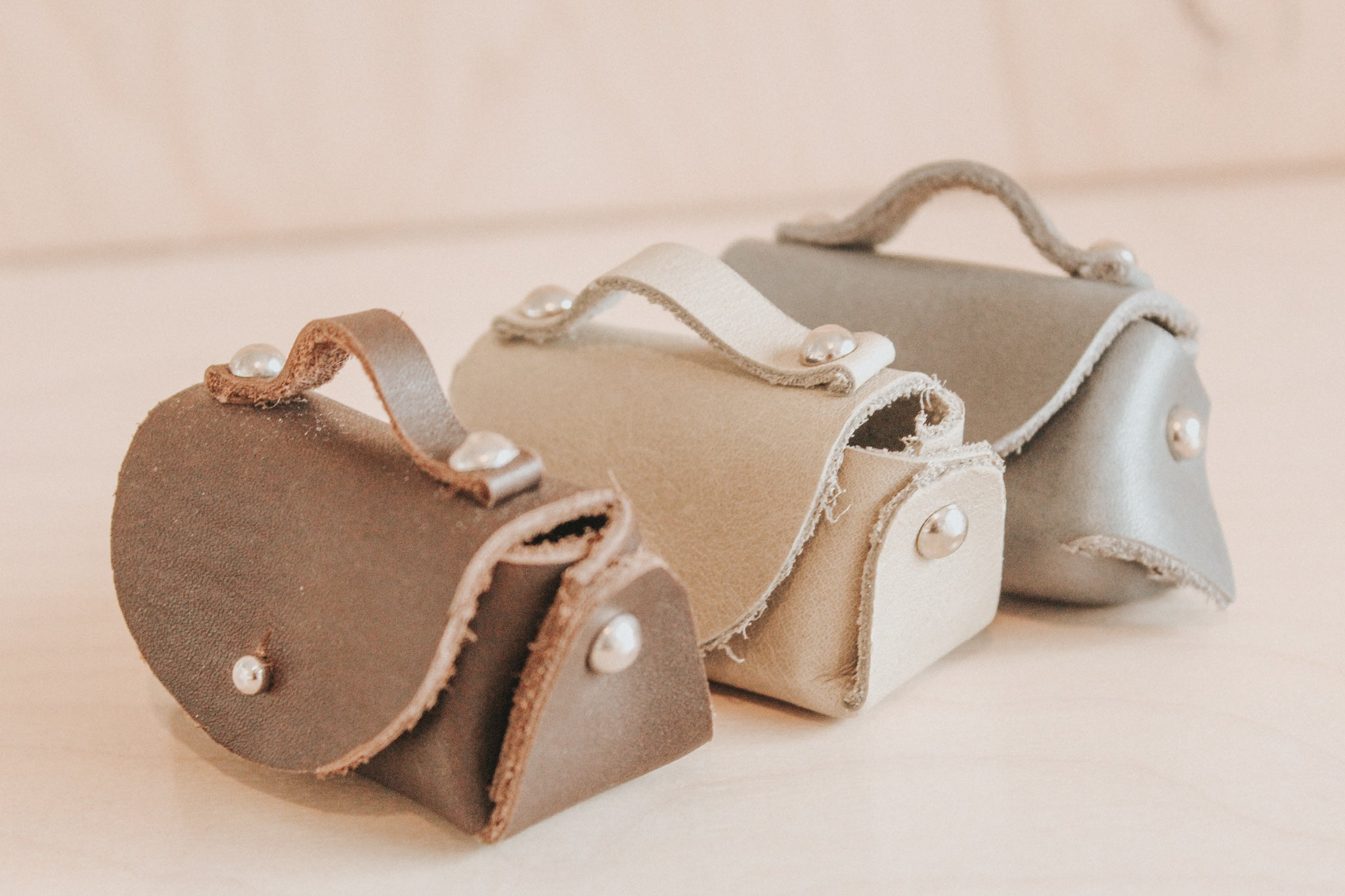 Mignon Leather Bag
