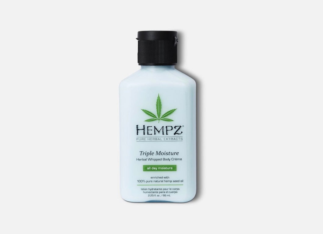 Hempz Triple Moist. 2.5oz