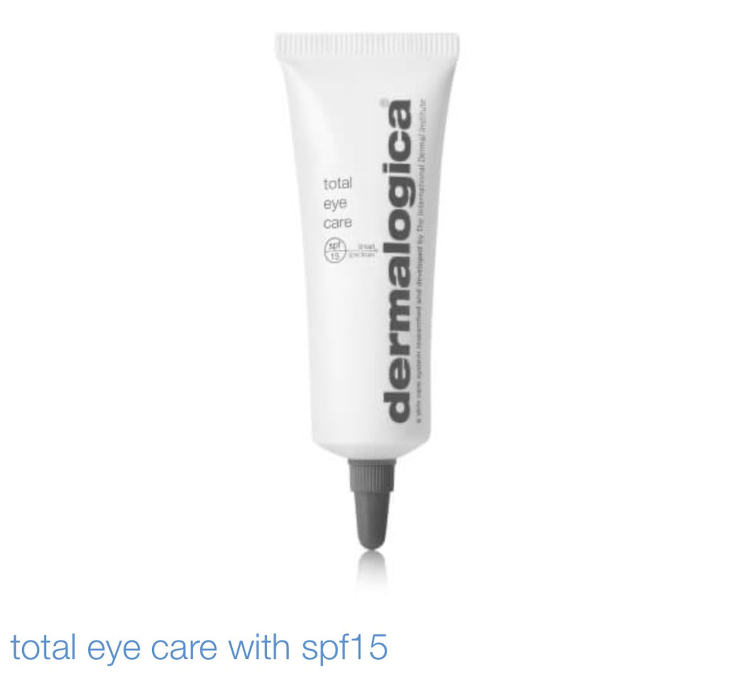 Dermalogica Total Eye Care .5oz