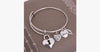 Key to Love Charm Bangle - FREE SHIP DEALS