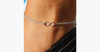Infinity Anklet - FREE SHIP DEALS